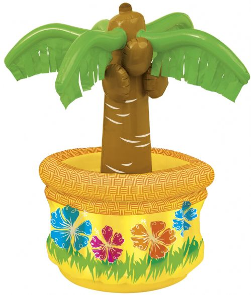 Inflateable Palm Tree Cooler